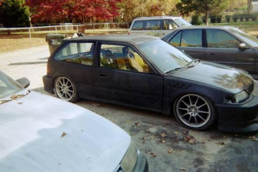 1990 Honda Civic Hatchback $1,200   100046858   Custom Import Classifieds    Import Sales