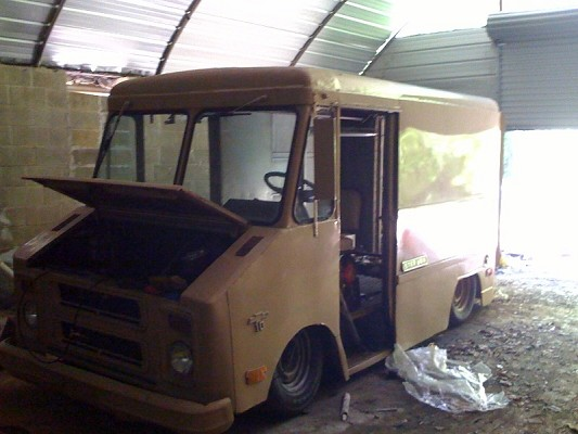 Chevy P10 Step Van For Sale Chevy P10 Step Van   Beautiful Scenery Photography
