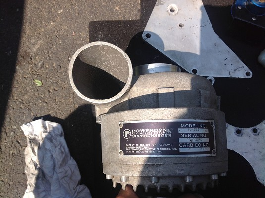 S10 supercharger powerdyne $1,300 or best offer - 100605770