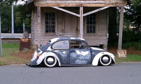 1972 Volkswagen Bug 8500 100414253 Custom Classic Car Classifieds Sales: Vw Bug Custom Exhaust At Woreks.co