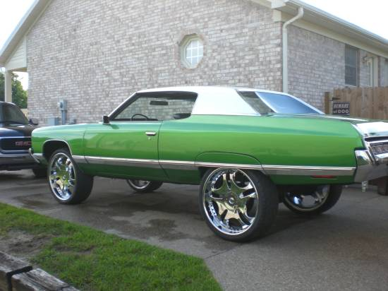 1972 Chevrolet CAPRICE ON TWENTY SIXES $15,000 Or best offer