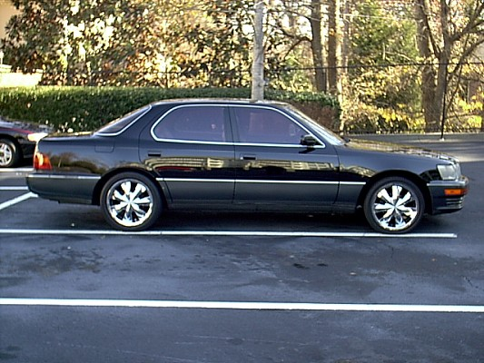 1991 lexus ls 400 4 500 100357830 custom luxury and exotic car classifieds luxury and. Black Bedroom Furniture Sets. Home Design Ideas