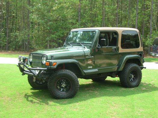1997 Jeep Wrangler Sahara Edition $10,500   100067095 | Custom Jeep  Classifieds | Jeep Sales