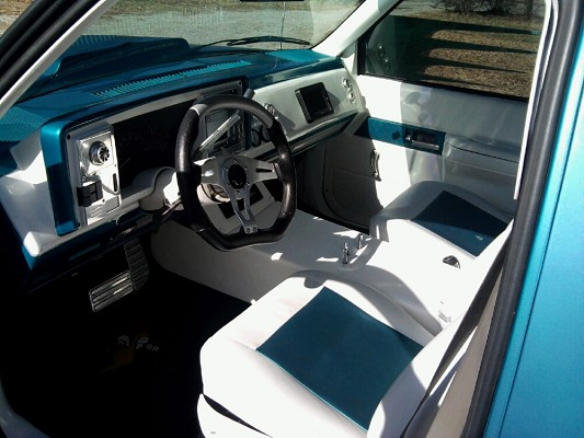 1993 Chevy Silverado Interior - Interior Ideas