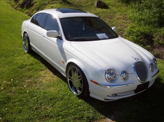 2001 Jaguar S Type 18 000 100045877 Custom Show Car Clifieds