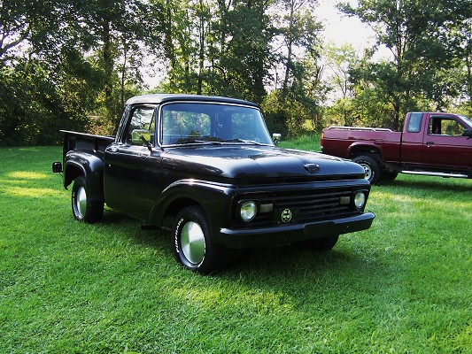 1964 Ford F100 Stepside 4 500 Possible Trade 100215927