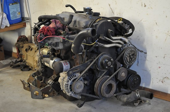 Mazda B2200 Motor And Trans 100 Or Best Offer 100267813