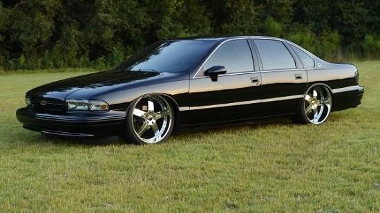 Custom Parts Impala Ss Custom Parts