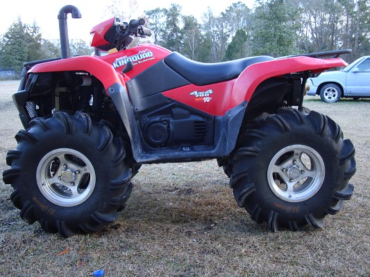 2007 Suzuki Kingquad 700 $6,500 - 100205209 | Custom Other ATV ...