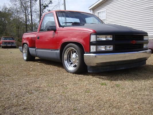 1989 Chevrolet Silverado 2 000 Firm 100263726 Custom Full Size Truck Classifieds Full