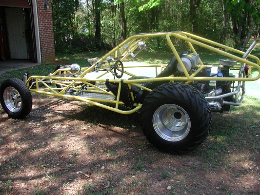 1962 Volkswagen Rail Buggy $9,500 Possible Trade - 100392065