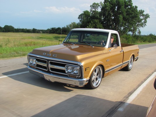 1969 GMC C 10 1 Possible Trade