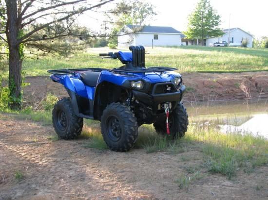 2007 Kawasaki Brute Force 750 $6,500 - 100107742 | Custom Other ATV ...