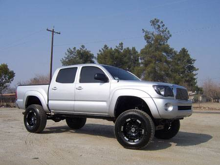 2006 Toyota Tacoma 25 500 Firm 100048052 Custom Lifted Truck
