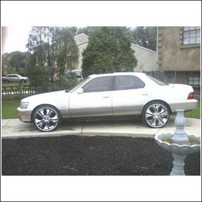 1990 Lexus Ls 400 1 100218821 Custom Donk Classifieds Donk Sales