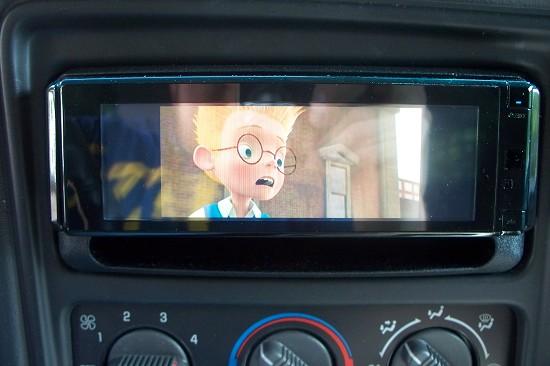 JVC KD-AVX77 touch screen single din dvd tv $325 or best ...