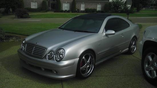 1999 Mercedes Benz Clk 430 10 000 Or Best Offer
