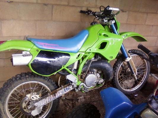 1991 Kawasaki KDX 250 2 Stroke $800 Possible Trade - 100180723 ...