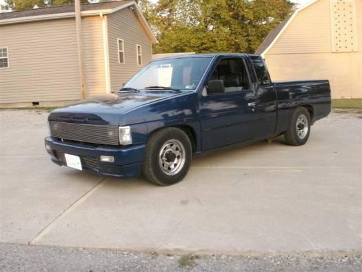 Nissan 1990 hardbody Truck Manual
