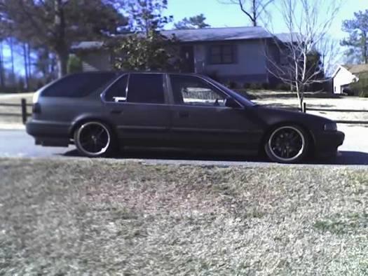 1991 Honda Accord Wagon 4500 Possible Trade 100089212 Custom