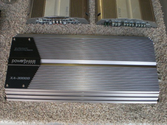 Cheap Car Bass Amps For Sale