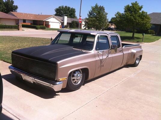 1986 chevy silverado 3500