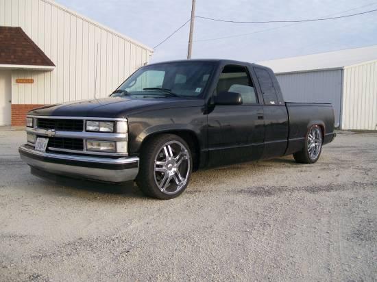 chevrolet    trade  custom full size truck classifieds