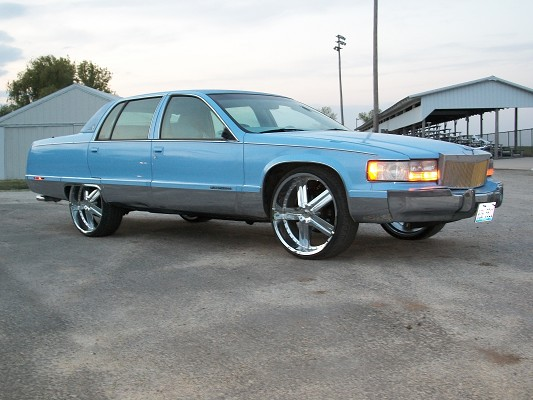 1995 cadillac fleetwood 1 possible trade 100280143 custom donk classifieds donk sales mautofied com