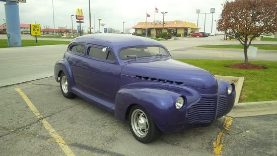 1941 chevrolet chopped 2 door sedan 13 000 possible trade for 1941 chevrolet 2 door sedan