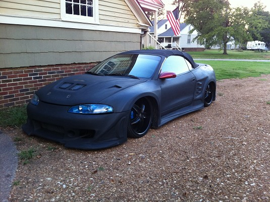 1997 mitsubishi eclipse spyder $7,500 possible trade - 100418636