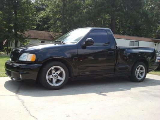 2000 Ford Lightning 12 000 Possible Trade 100426242 Custom Full Size Tru