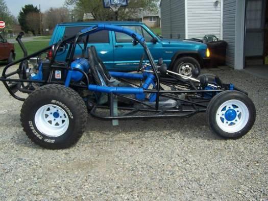 Mid Engine Dune Buggy Frames