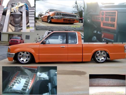 1987 Mazda B2200 4 000 Or Best Offer 100110594 Custom