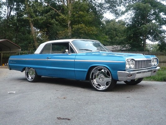 1964 Chevrolet Impala Ss 17 000 Or Best Offer 100175685