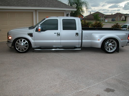 Used Ford F350 Dually Wheels >> 2008 Ford f-350 (dually) lowered F.price $40,000 - 100217752 | Custom Full Size Truck ...