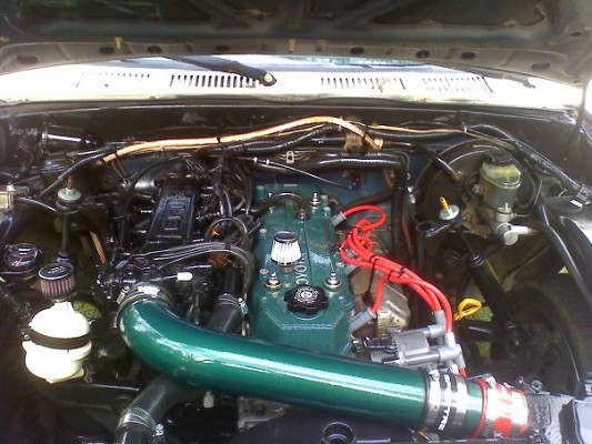 22re Engine For Sale >> Toyota 22re Engine And Trans Recent Work Powderc 600 Or
