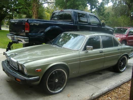 1985 jaguar small block swap xj6 4 500 possible trade 100061114 custom show car classifieds. Black Bedroom Furniture Sets. Home Design Ideas