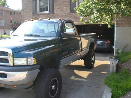 1997 Dodge Ram 2500 Cummins Turbo Diesel $10,000 Possible Trade - 100207083 | Custom Lifted ...