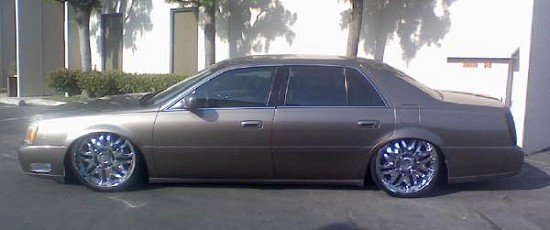 2000 Cadillac DHS $1 - 100191446 | Custom Show Car Clifieds ...