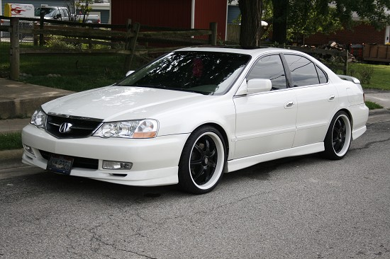 2002 Acura TL Type S $7,500 Possible Trade - 100418864 ...