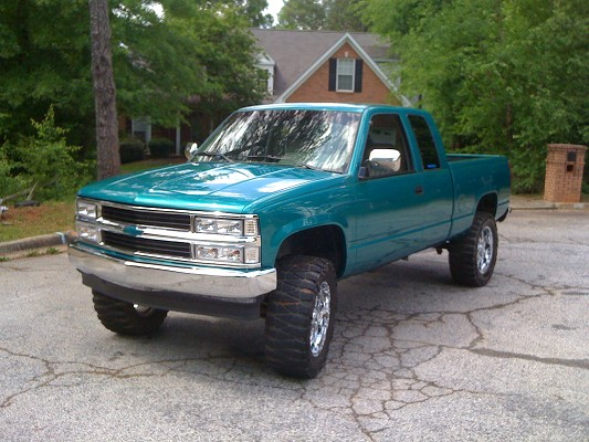 1994 Chevrolet 1500 8 500 Possible Trade 100289272 Custom Lifted Truck Clifieds S