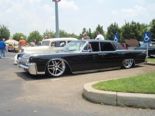 1964 lincoln continental suicide 4d 16 000 firm 100457897 custom classic. Black Bedroom Furniture Sets. Home Design Ideas