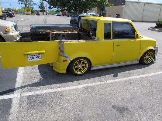 Nissan Columbus Ohio >> 2005 Scion XT mini Truck $5,000 - 100606785   Custom Mini