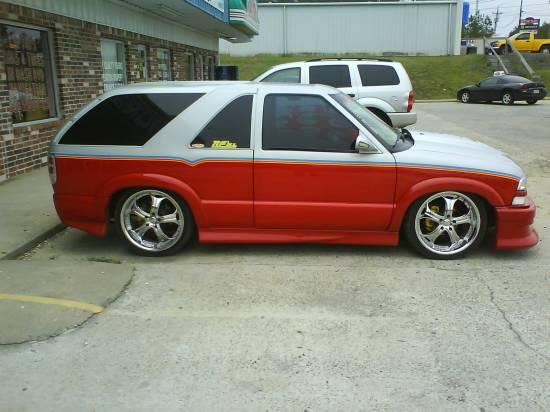 Customized Chevy Trailblazer >> Blazer Extreme Gas Mileage   Autos Post