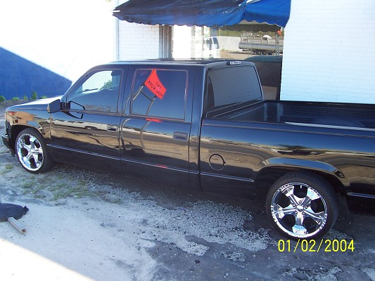 1997 Chevrolet Gmt 400 10 000 Possible Trade 100331430