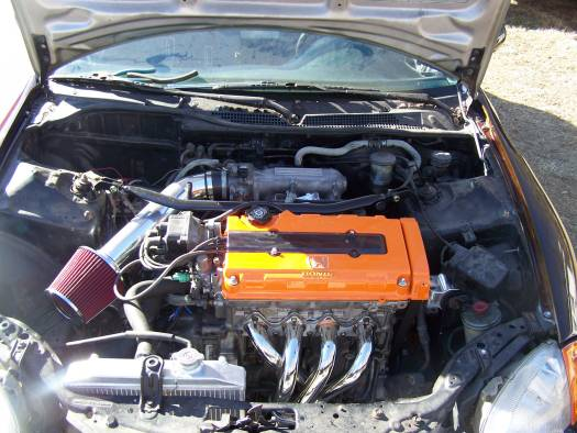 1995 honda ls vtec engine swap 3000 Or best offer  100086972