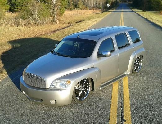 2007 Chevrolet Hhr 19 000 Possible Trade 100641626 Custom