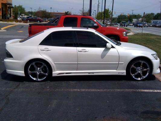 2001 Lexus IS300 $10,500 - 100182365 | Custom Low Rider ...