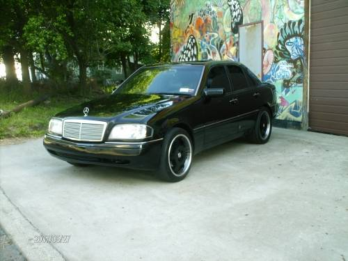 1995 mercedes benz c280 7 000 or best offer 100060496 for Mercedes benz 7000