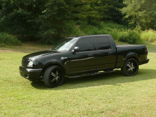 2003 ford f150 supercrew $1 possible trade - 100397952   custom full